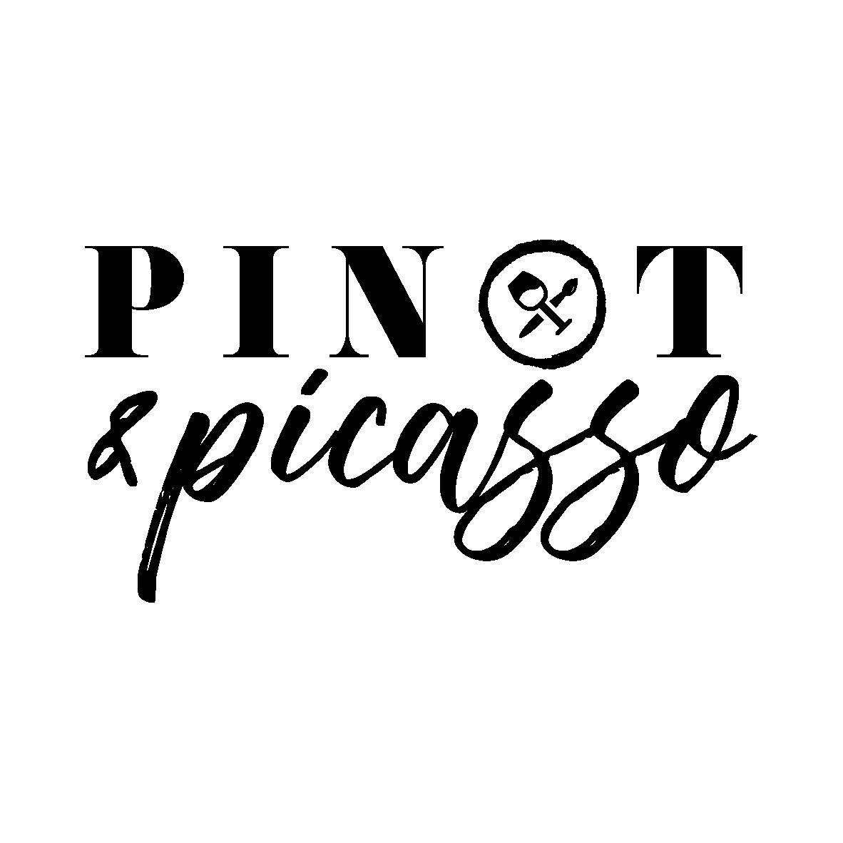 Pinot & Picasso Logo