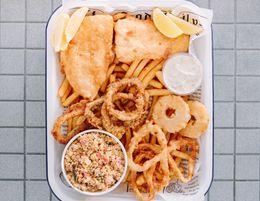 Tankk Gourmet Fish & Chips Takeaway Franchise- Minimal Operating Hours!