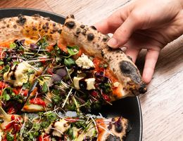 Own a Red Sparrow Pizza vegan restaurant | Newtown NSW