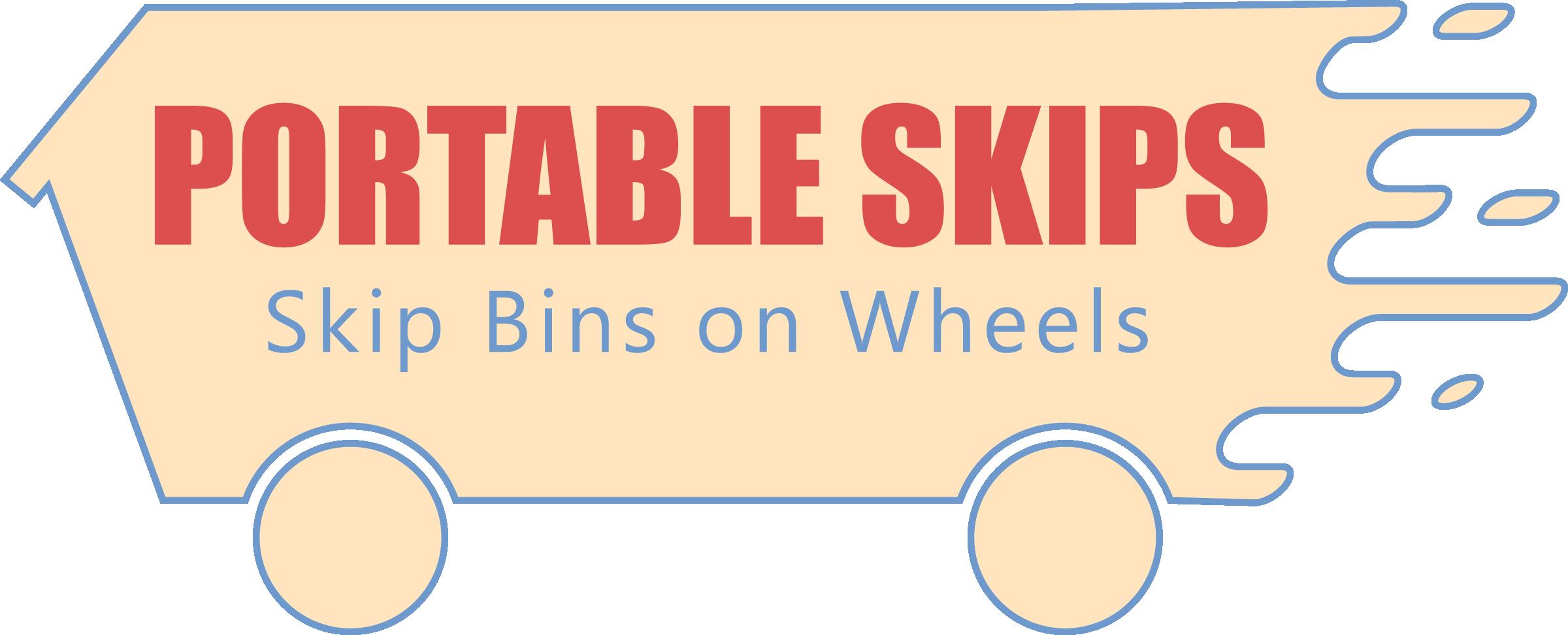 Portable Skips Logo