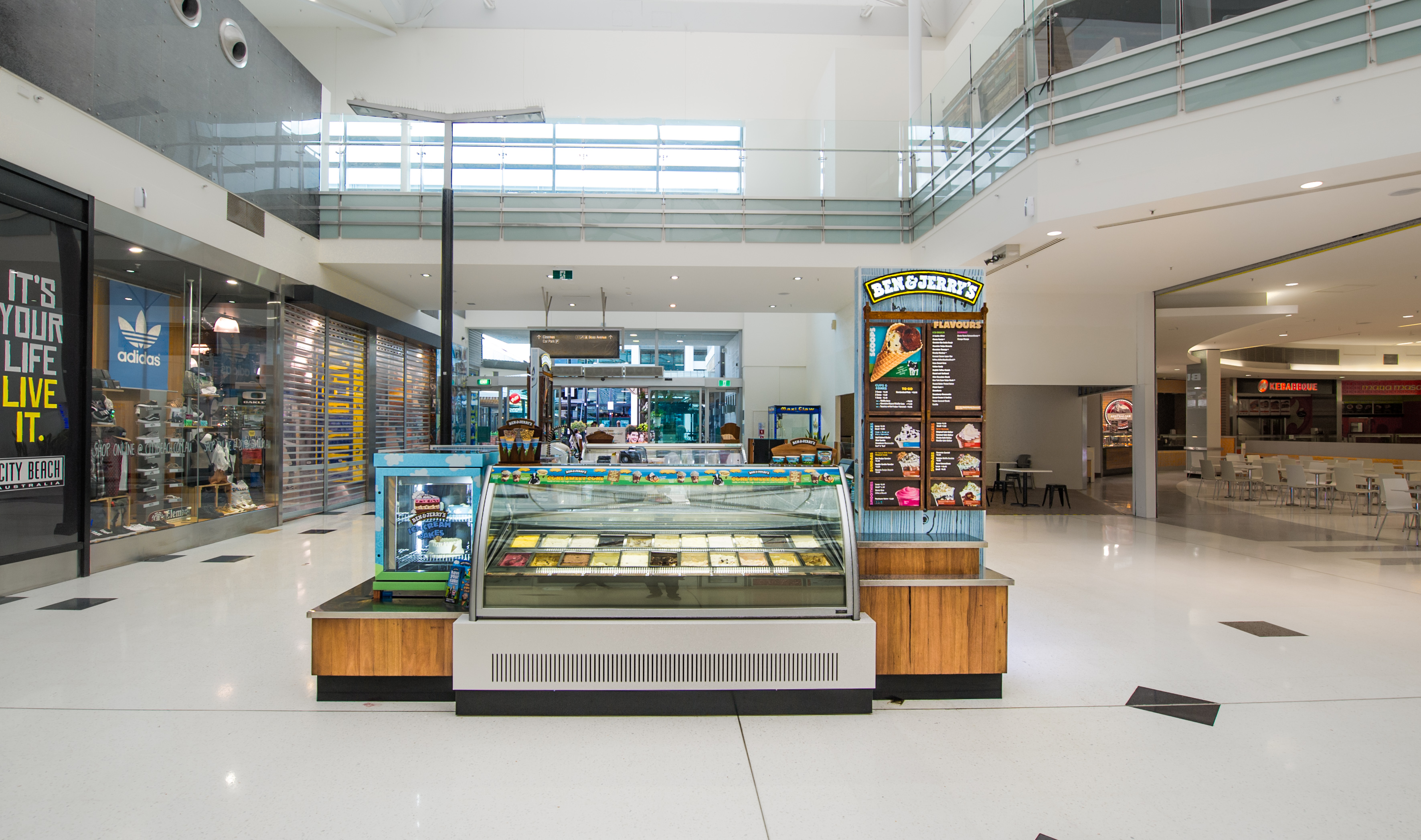Ben & Jerry's World Famous Ice Cream - Joondalup