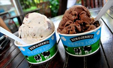 Ben & Jerry's World Famous Ice Cream is taking over BRISBANE!