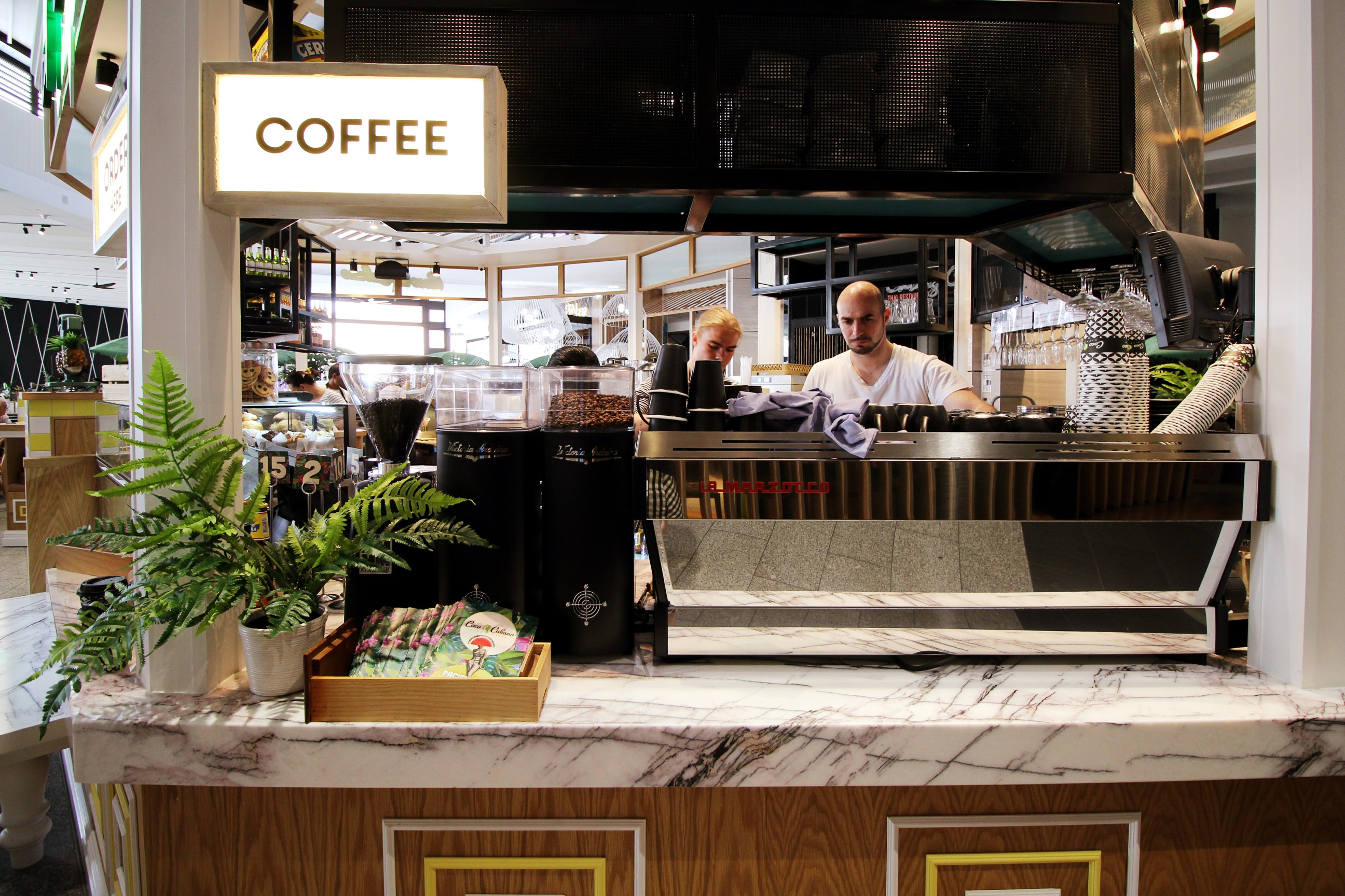 Coffee / Cafe Business for sale - Sunshine Plaza Franchise oppourtunity.