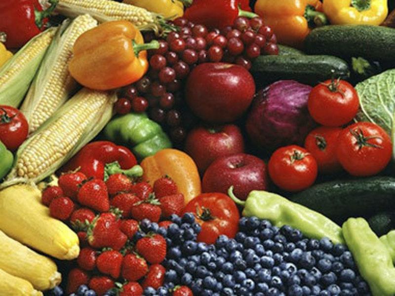 Fruit & Veg  (Ref 5809)