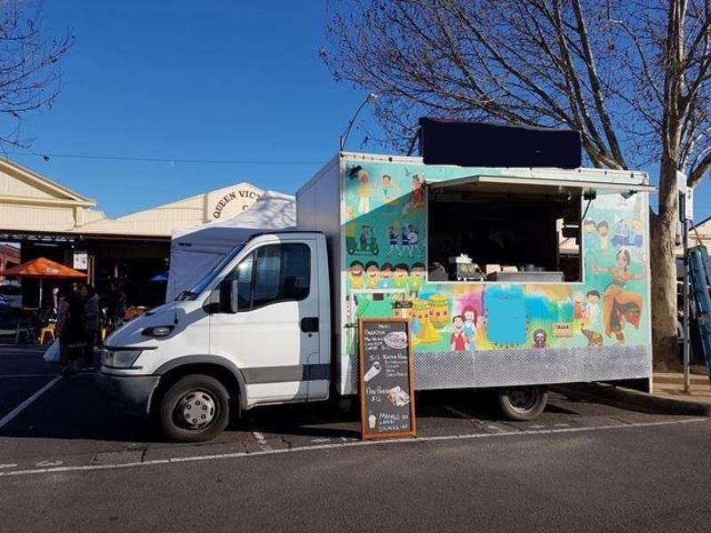Food Truck - Indian Street Food (Ref 5794)