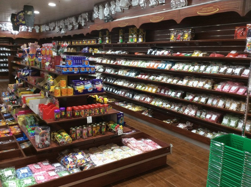 Confectionery/Party Shop