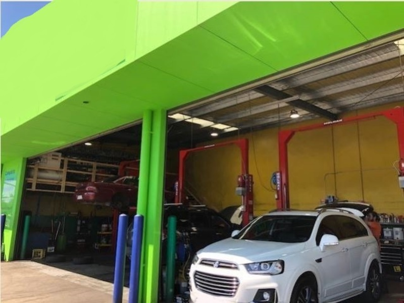 Major Auto Repairer Franchise 'Hoppers Crossing' (Ref 6011)
