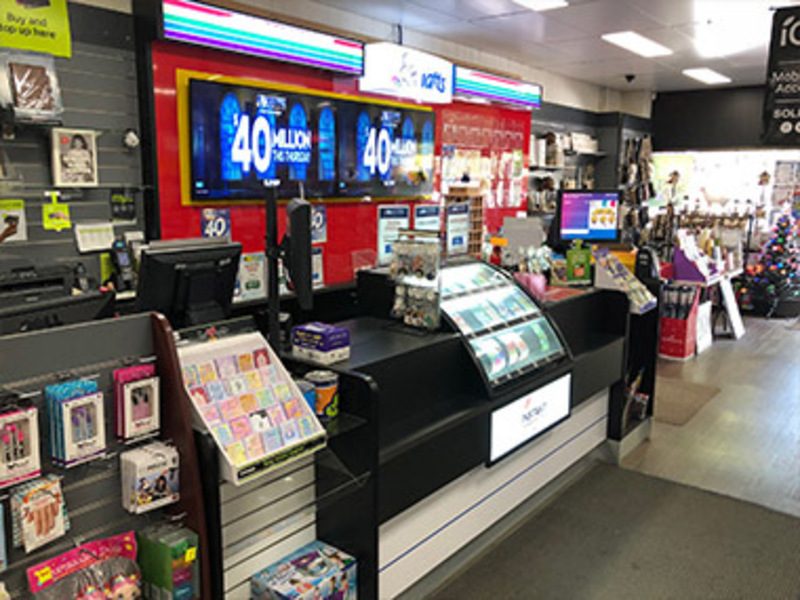 Tattslotto / Newsagency - Regional Victoria (Ref 6076)
