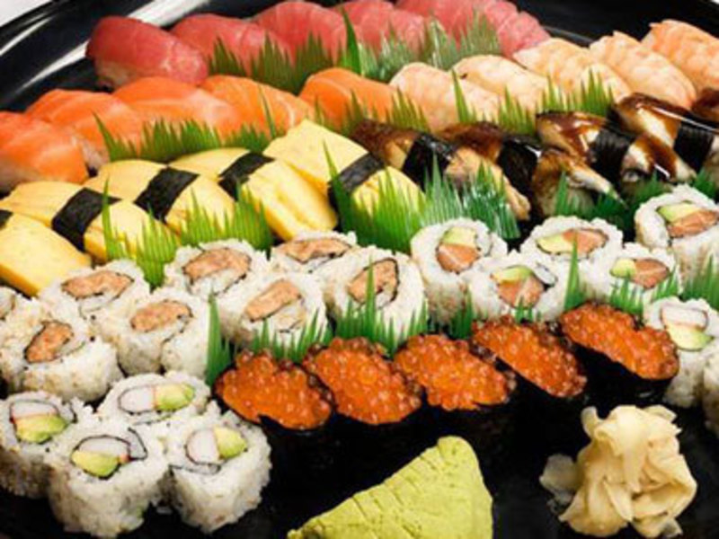 Sushi - Japanese Cuisine  (Ref 5802)