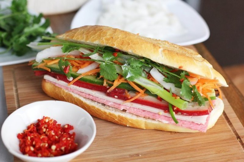 Vietnamese Bakery