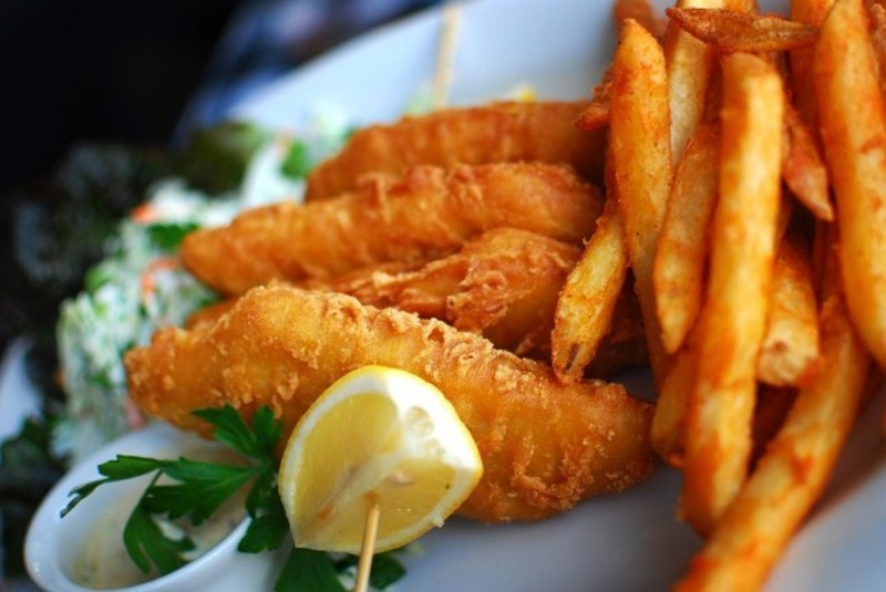 Fish & Chips (Ref 6083)