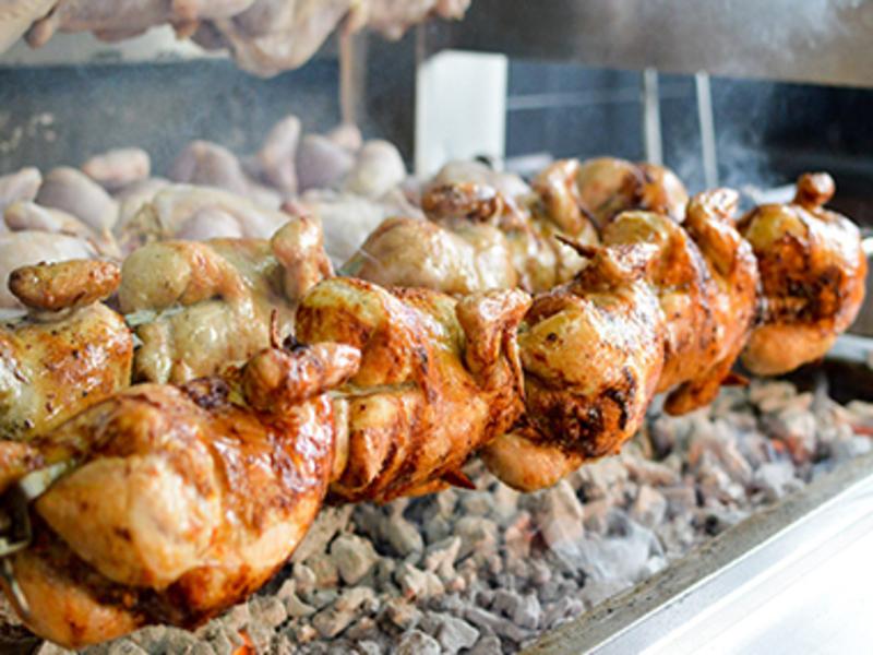Charcoal Chicken  (Ref 5628)