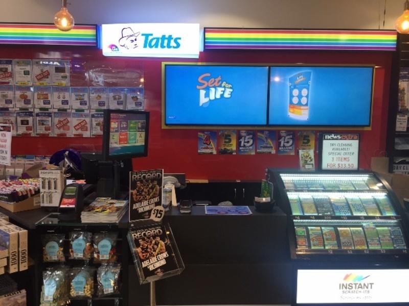 Tatts / Gifts / News - Geelong (Ref 5801)