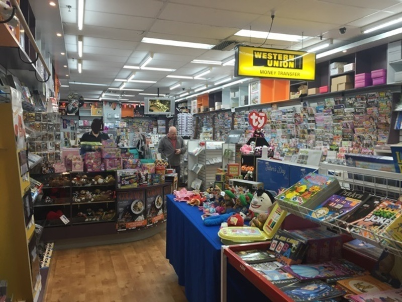 Newsagency/Greeting Cards and Stationery Specialist