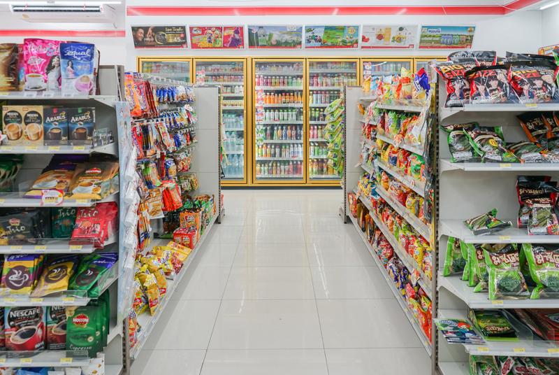 Milk Bar / Convenience Store