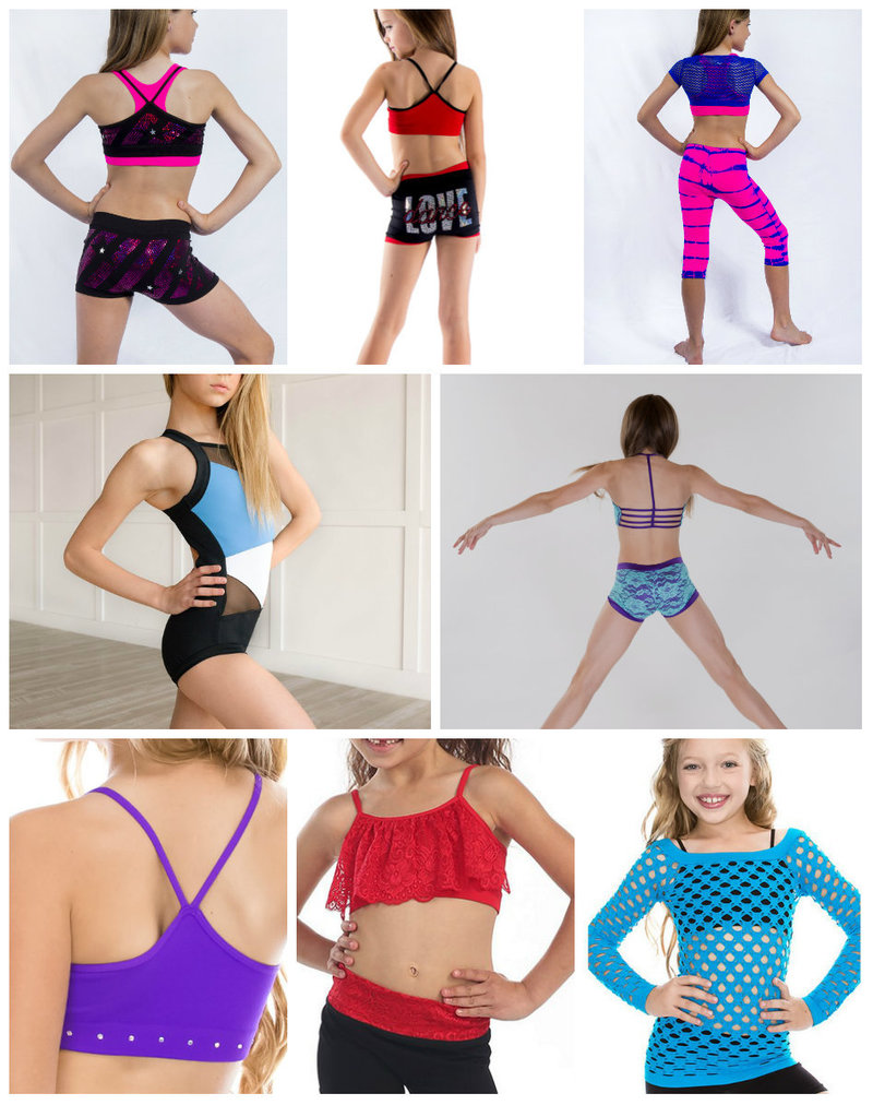 Online Kids Dance/Sports Wear