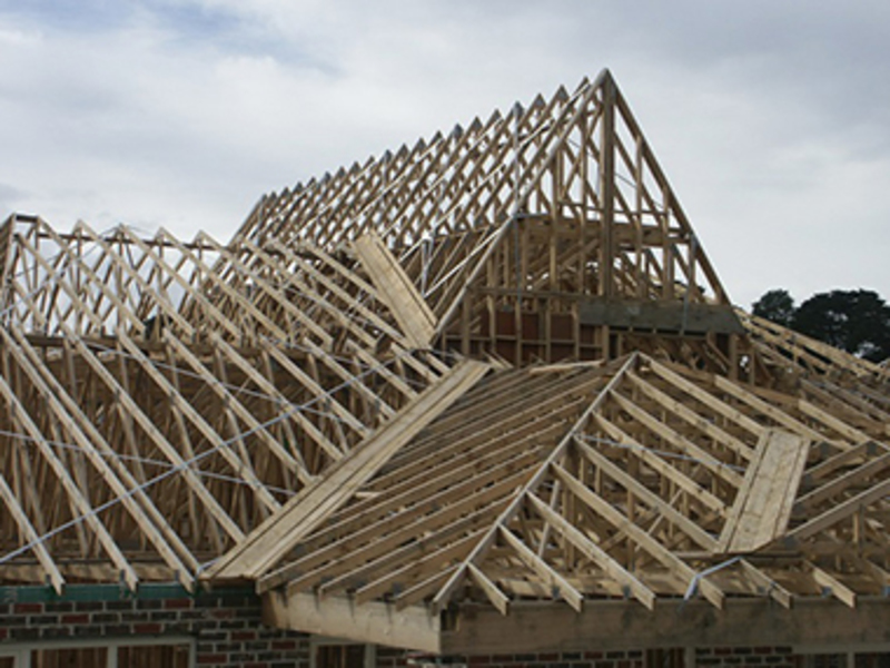 Timber Roof Truss & Wall Frame Manufacturer - Melbourne Based Business  (Ref 601