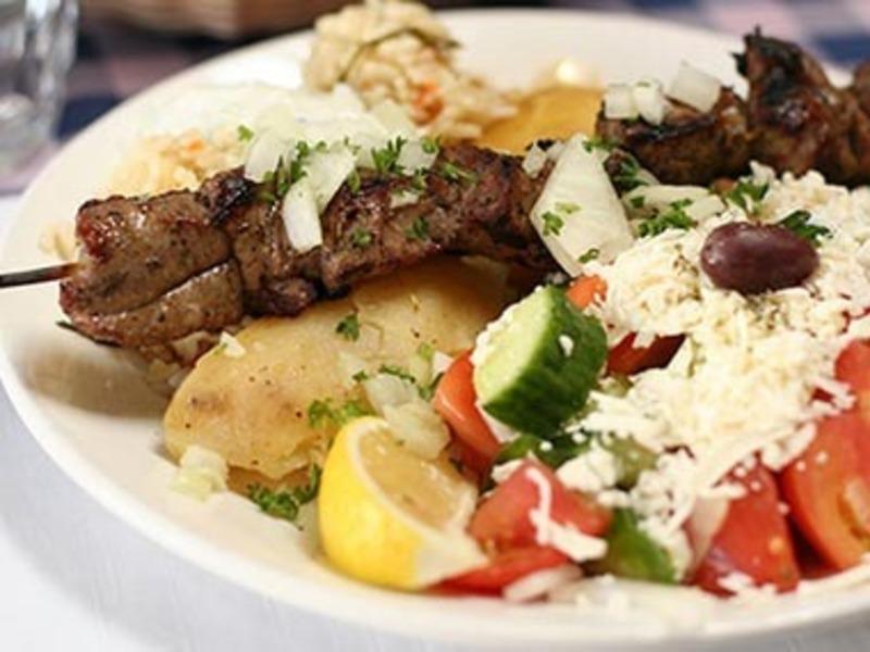 Greek Street Food  - Prahran  (Ref 5883)