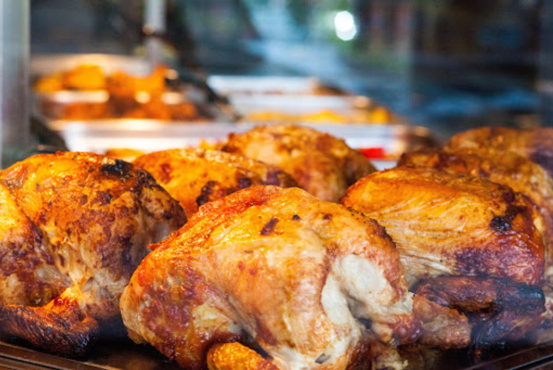 (4428) Charcoal Chicken & Takeaway