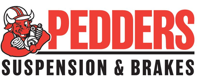 Pedders Suspension & Brakes Logo
