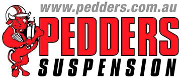 Pedders Suspension Logo