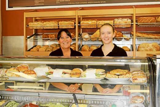 Bakery-cafe - NET $270,000. 1 million in sales