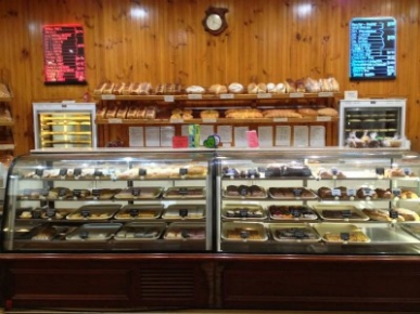 Bakery - cafe business for sale. Strong cash business.