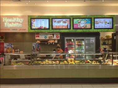 Sandwiches, Salads & Juices - Be part of the future of healthy food!