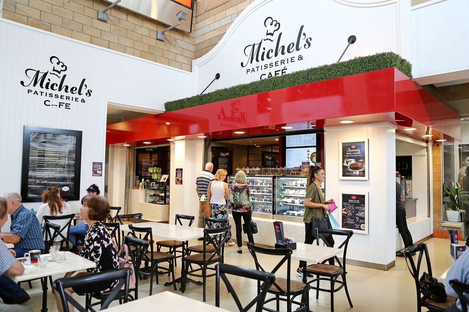 Love quality cafe coffee? Join the Michel's franchise family: Glenmore Park