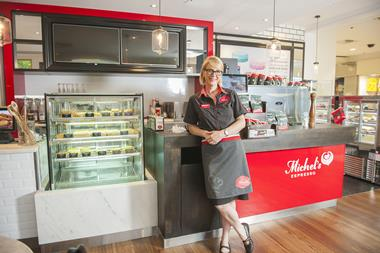 NEW Michels Patisserie bakery & café franchise. Delicious coffee & food!