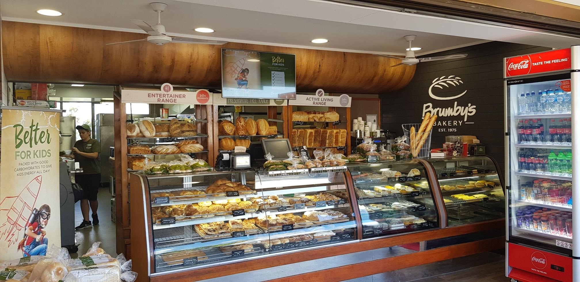 Amazing new-look Brumby's Bakery Franchise Resale Opportunity - Enquire today!