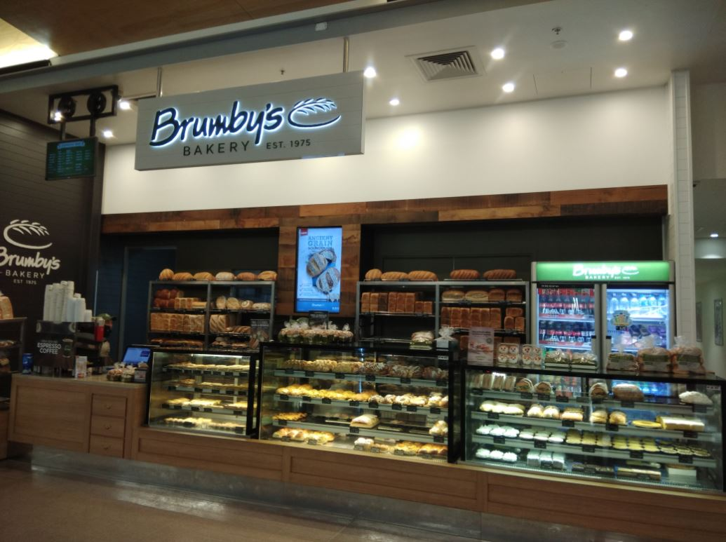 New-look Brumbys Bakery franchise available! Baking fresh quality bread daily