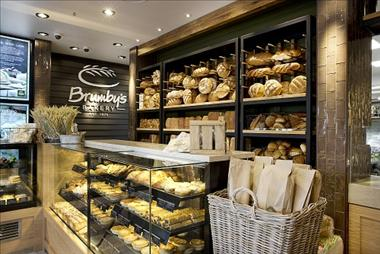 Be your own boss! Brumbys Bakery & Cafe Franchise for sale. Low cost of entry!