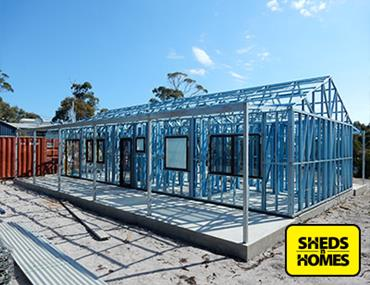 Low entry cost, Great margins, Great ROI - Sheds n Homes - Riverland Region
