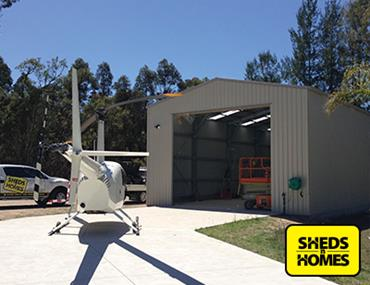 No stock holding/Low entry cost/Great ROI - Sheds n Homes - Central Queensland