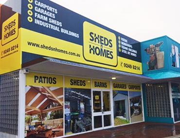 No stock holding/Low entry cost/Great ROI - Sheds n Homes - Western Queensland