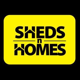 Sheds n Homes Logo