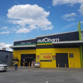 Autobarn Franchised Store. Campbelltown NSW