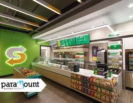 Subway Franchise $20,000 pw During Semester - Uni Campus (Our Ref: V1736)