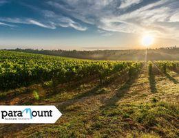 Yarra Valley's Finest - Boutique Vineyard in Stunning Location! (Our Ref: V1544)