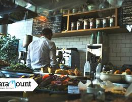 Popular local cafe near train station, rent of only $370 p/w (Our Ref: V1668)