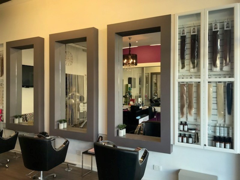 Modern, Vibrant Hair Studio in the Inner North! Experts in Extensions! (Our Ref