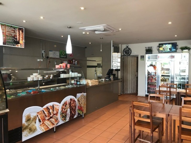 Fantastic kebab shop in the thriving Northern Suburbs! (Our Ref: V1436)