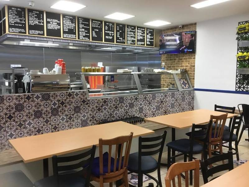 New Souvlaki and Kebab Shop Taking $14,000 Per Week! (Our Ref V1413)