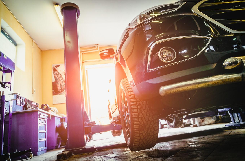 Lucrative Motor Vehicle Repair/Service (6197)