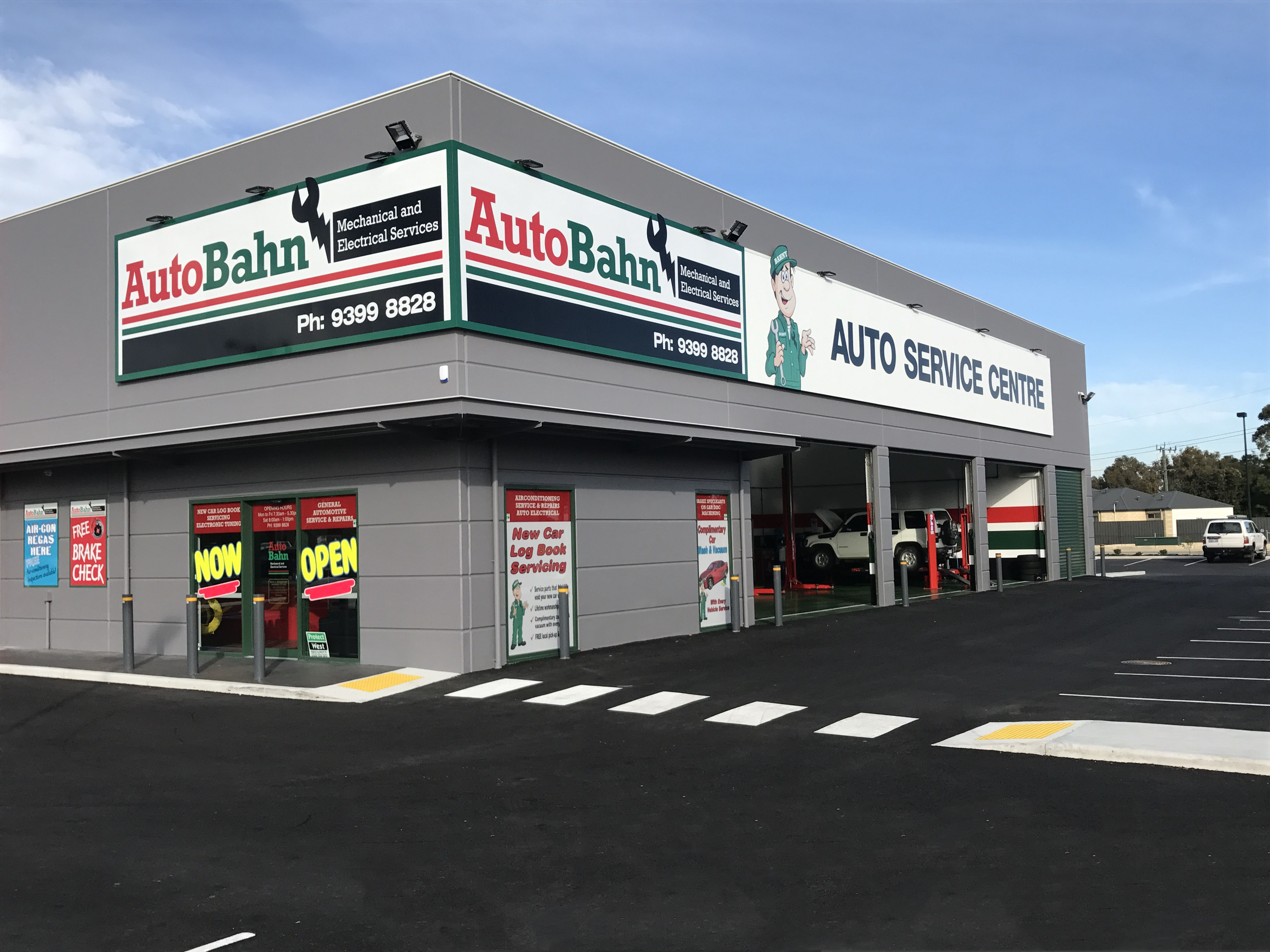 Autobahn Mechanical & Electrical Services - Armadale