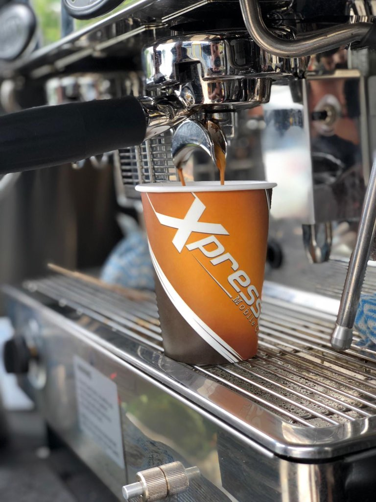 Fun, Flexibility, $$$, great products best looking vans >  Xpresso Mobile Cafe >