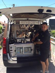 Up and running in 7 weeks... 10k guaranteed 1st Mth!!  >  Xpresso Mobile Cafe!