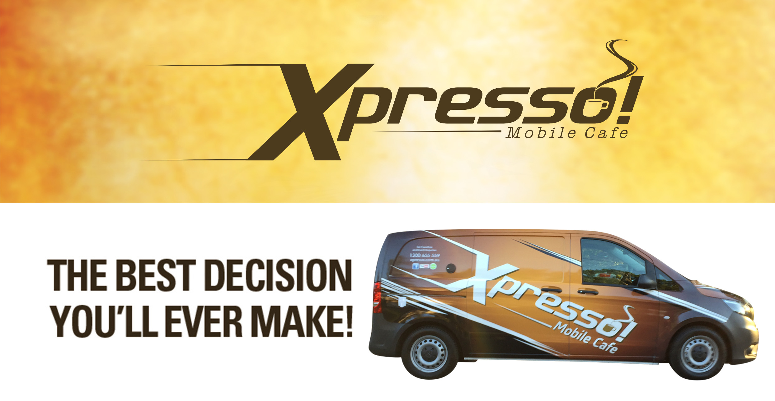 Xpresso Mobile Cafe Logo