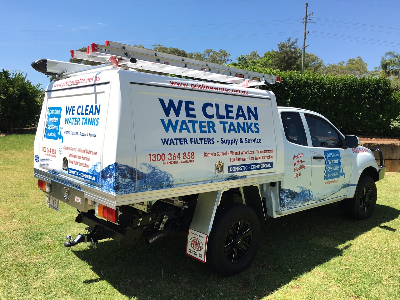 WATER CLEANING AND FILTRATION FRANCHISE  -  $79,000